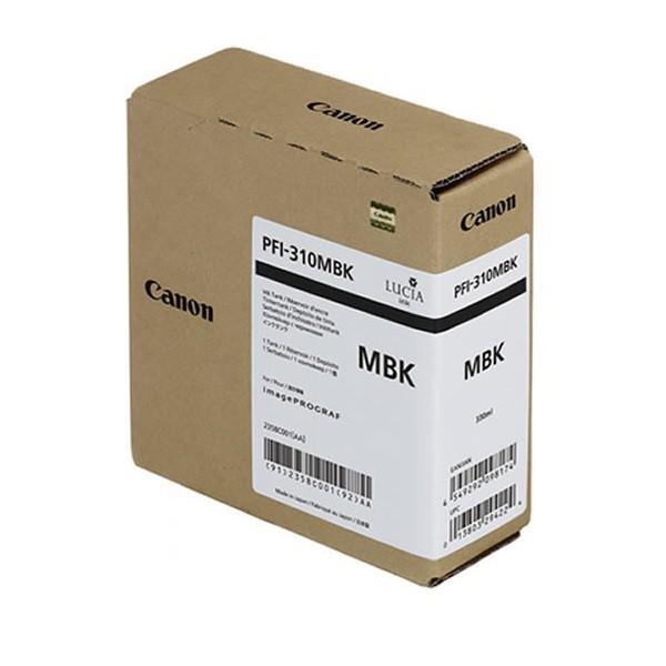 CANON PFI-310 MBK BLACK INKJET CARTRIDGE 0