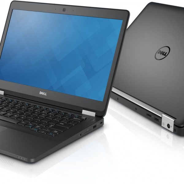 LAPTOP I3 6100U., 8GB RAM, 128SSD, DELL LATITUDE E5470 1