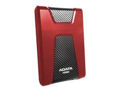 """HDD extern ADATA Durable HD650, 2TB, 2.5"""", USB 3.1, Rosu [0]"""