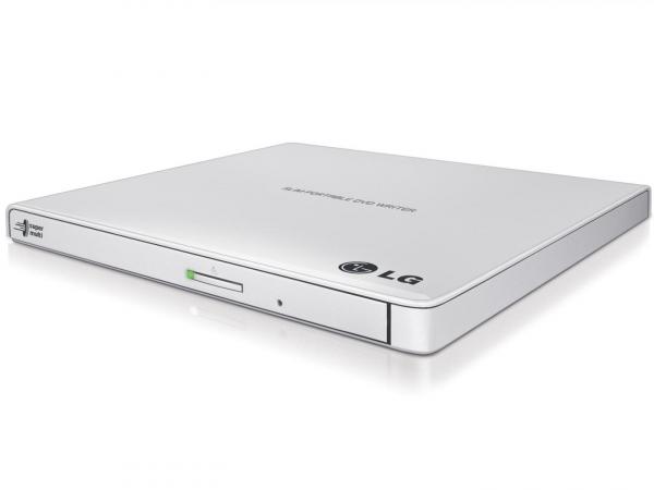 DVDRW HITACHI-LG 8X WHITE EXTERN RETAIL 0
