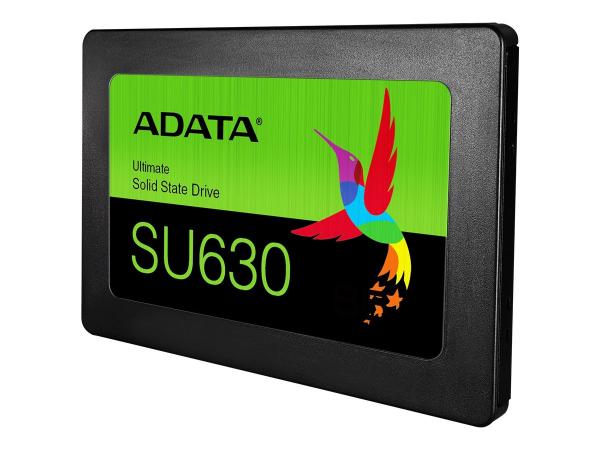 ADATA ASU630SS-480GQ-R Adata SSD Ultimate SU630 480GB SATA 6Gb/s R/W Up to 520/450MB/s. black 0