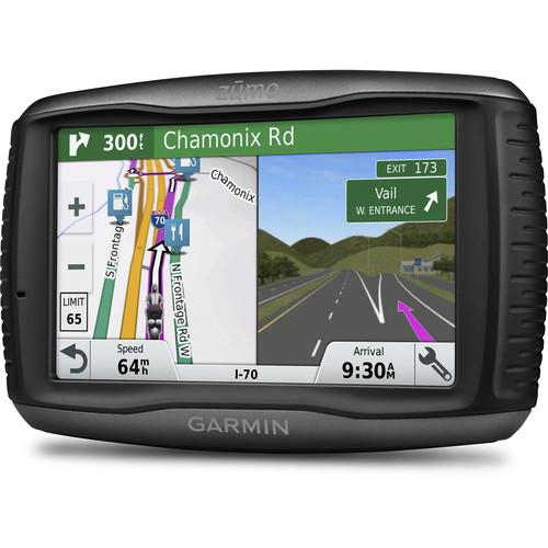 GM GPS zūmo® 595LM Travel Edition 3