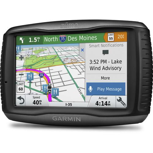 GM GPS zūmo® 595LM Travel Edition 0