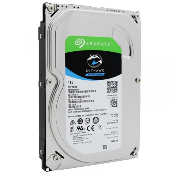 HDD SEAGATE SkyHawk ST1000VX005, 1TB, 64MB Cache, SATA 6.0Gb/s [0]
