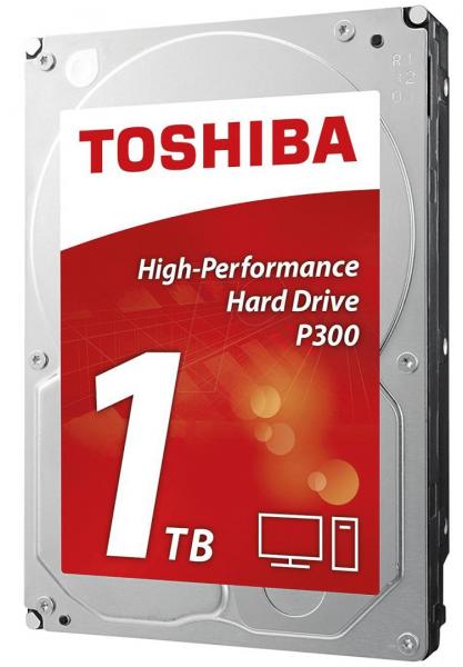 """HDD intern Toshiba, P300, 3.5"""", 1TB, SATA3, 7200rpm, 64MB 0"""