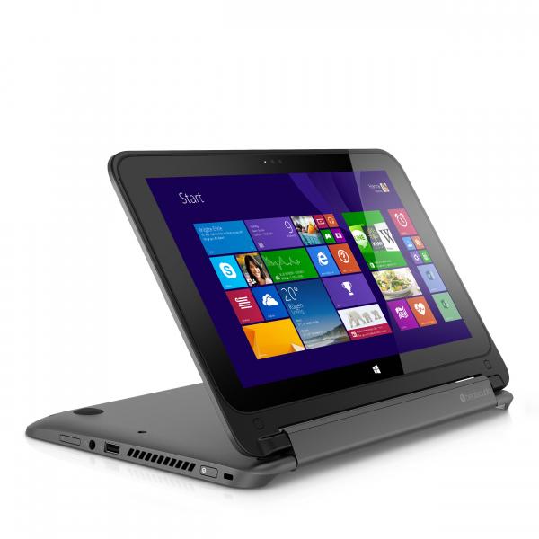 Laptop HP Pavilion X360 11-n077ng, Intel Pentium N3540, 2.16 GHz, 4 GB DDR3, 240 GB SSD 1
