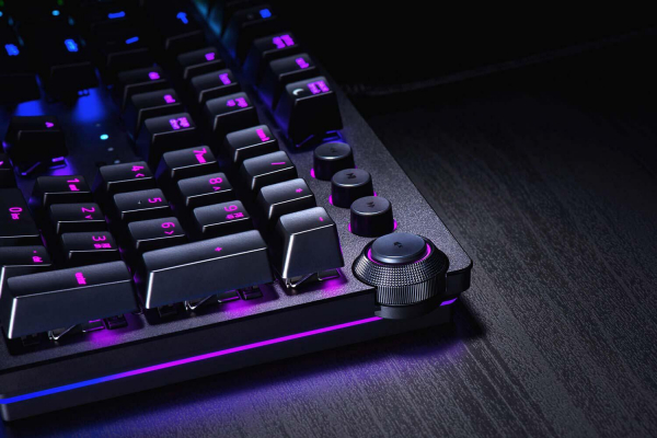 KB RAZER HUNTSMAN ELITE 4