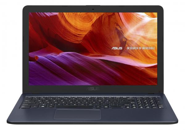 Laptop ASUS X543MA-GO929, 15.6 HD (1366X768), Glare (lucios), Intel Celeron Dual Core N4000 (1.1GHz, up to 2.6GHz, 4MB), video integrat Intel HD Graphics 600, RAM 4GB DDR4 2400MHz (onboard) fara optiu 0