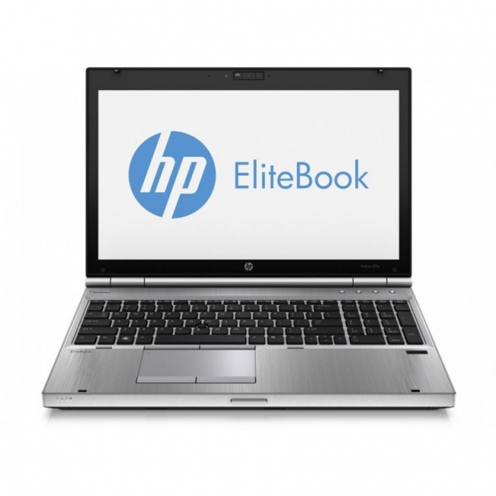 LAPTOP PROCESOR I5 3320M MEMORIE RAM 4096 HDD 240 SSD NOU DVD-RW FW HP ELITEBOOK 8570P  Second-Hand 2