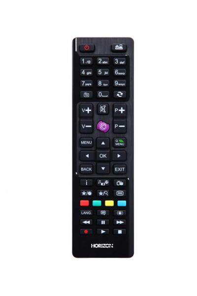 """LED TV 24"""" HORIZON HD 24HL7120H /Black 2"""