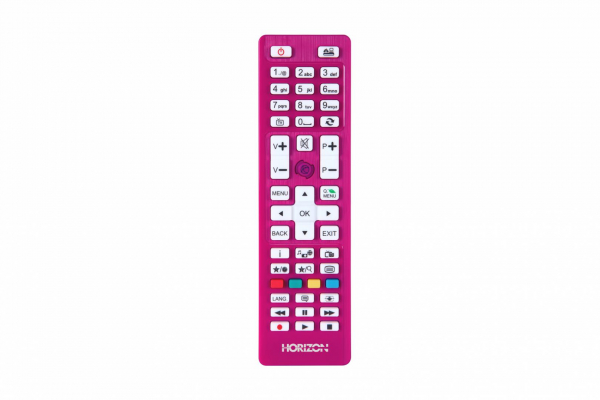 "LED TV 24"" HORIZON HD 24HL7122H /Pink 2"