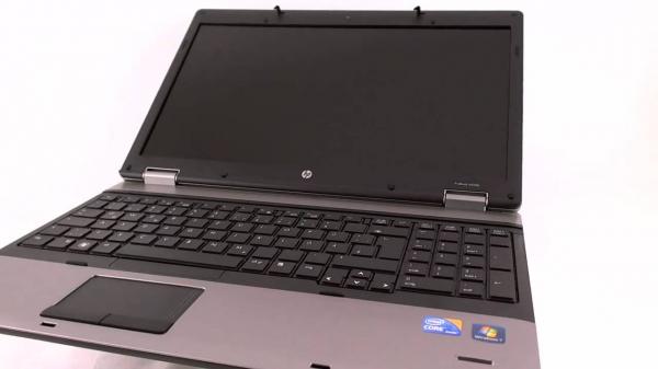 Laptop HP ProBook 6550b cu procesor Intel® Core™ i5-520M 2.40GHz, 4GB RAM, 250GB HDD, Intel® HD Graphics, DVD-RW 3