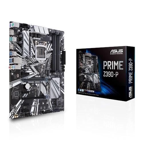 MB INTEL ASUS PRIME Z390-P 0
