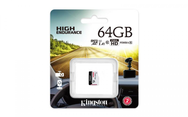 MICROSD 64 CLASS 10 UHS-I SDCE/64GB W/A 1