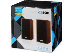 Boxe 2.0 iBOX SP1 2x5W Wood [4]