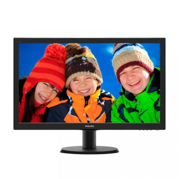 "MONITOR 23.6"" PHILIPS 243V5LHSB/00 1"