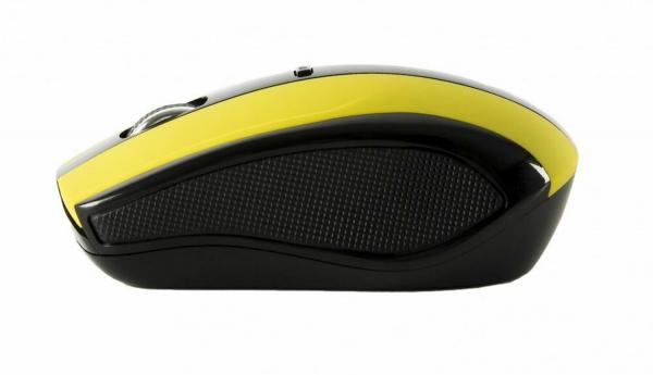 Mouse Wireless Serioux Rainbow 400, USB, Verde 0