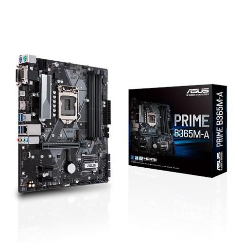 Placa de baza Asus Socket LGA1151 v2, PRIME B365M-A 0