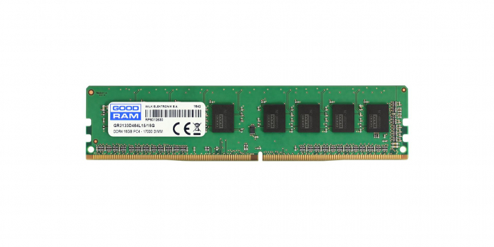 Memorie RAM Goodram, DIMM, DDR4, 8GB, 2666MHz, CL19, 1.2V [0]