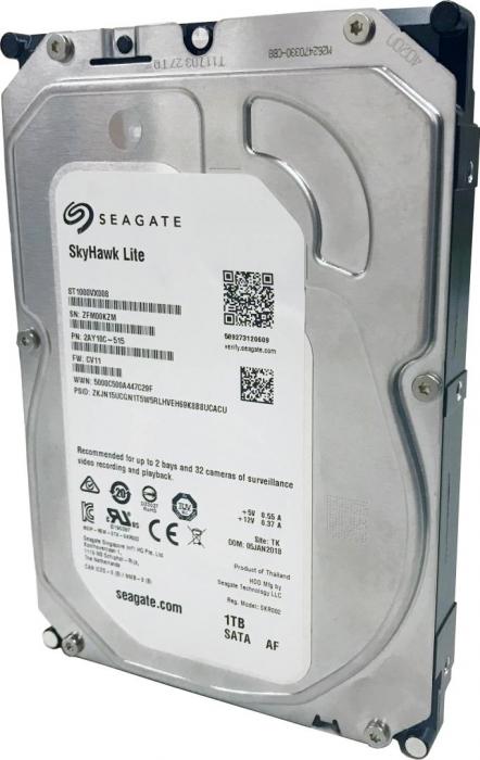 """HDD intern Seagate, 3.5"""", 1TB, SkyHawk LITE, SATA III, 5400 rpm, 64MB [0]"""