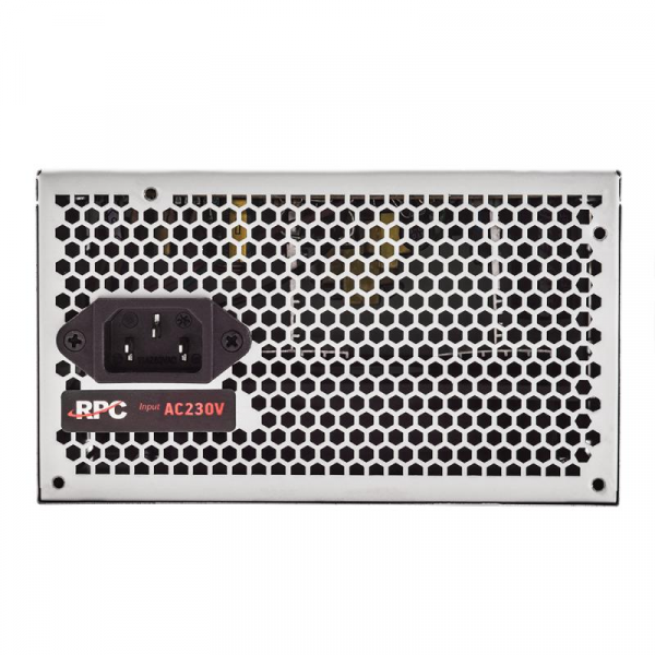 Sursa RPC 450W, 45000AB, 2x SATA, 2x PATA, 1x MB 20+4, 1x CPU 4pin, European Power Cord, 35 cm cables, 120mm Fan 1