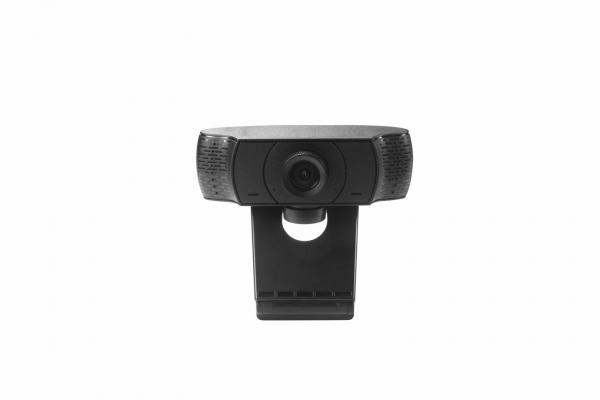Camera web Serioux Full HD 1080p, chipset SONIX 2279+ 2053, microfon incorporat, rata cadre 30fps, rezoluție maximă video 1920*1080, format video MJPG / YUY2, senzor CMOS 2.0 Mega pixeli pentru imagin 1