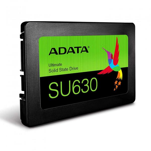 SSD ADATA, Ultimate SU630, 2.5, 240GB, SATA III, 3D NAND SSD, R/W speed: 520/450MB/s 0