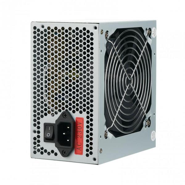 Sursa Serioux Energy 500W, Ventilator 12cm, Protecții: OCP/OVP/UVP/SCP/OPP, Cabluri: 1*20+4pin, 1*4+4pin, 1*PCI-E 6+2pin, 2 *Molex, 4*SATA, Cablu alimentare: 1.2m 0