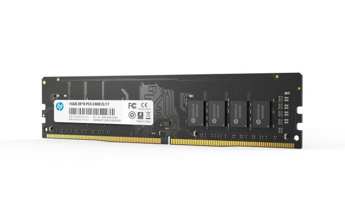 Memorie RAM HP, U-DIMM, DDR4, 4GB, 2400MHz, CL17, PC4 [0]