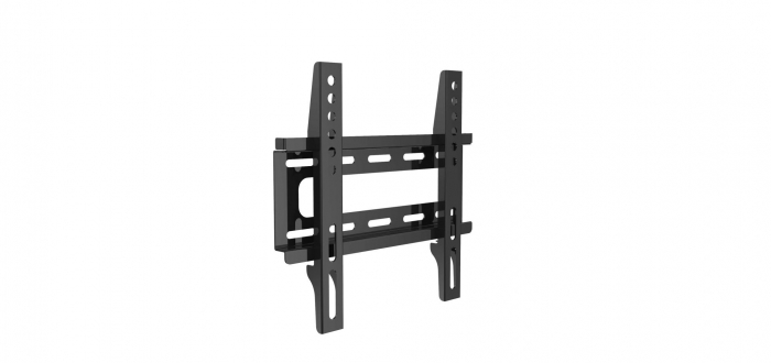 Suport perete LCD/Plasma Serioux, TV22F, 14-42, Fix, VESA max 200x200, max 25Kg, profil 48mm, culoare negru [1]