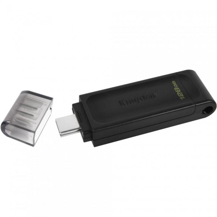 Kingston USB Flash Drive DataTraveler 70, Speed: USB 3.2 Gen1, 32GB 0
