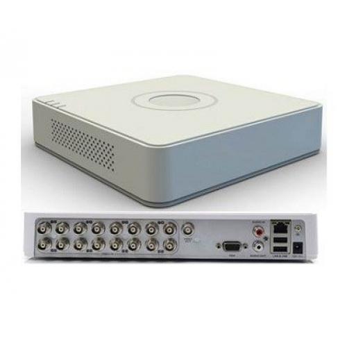 DVR Hikvision DS-7116HGHI-F1, 16-ch 0