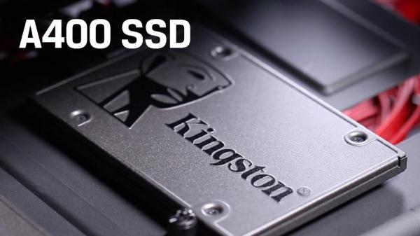 """SSD Kingston, A400, 240GB, 2.5"""", SATA 3, R/W speed: 500/350 MB/s, 7.0mm 0"""