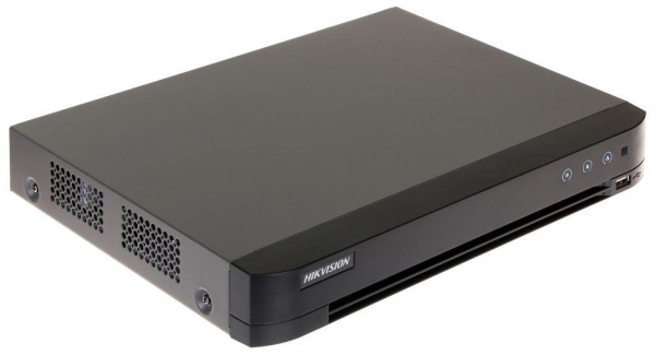 DVR Turbo HD 4 canale DS-7204HQHI-K1(S); 4MP; inregistrare 4 canale 0