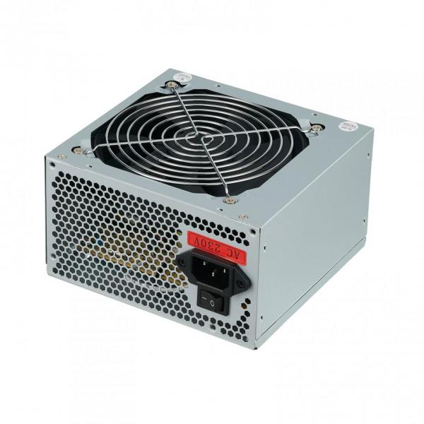 Sursa Serioux Energy 500W, Ventilator 12cm, Protecții: OCP/OVP/UVP/SCP/OPP, Cabluri: 1*20+4pin, 1*4+4pin, 1*PCI-E 6+2pin, 2 *Molex, 4*SATA, Cablu alimentare: 1.2m 3