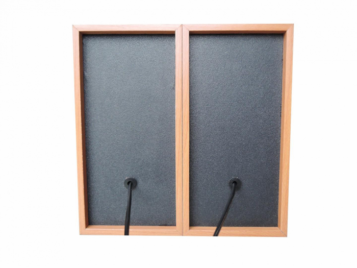Boxa Serioux, 2.0 SoundBoost 2000C, 6W, frecvența raspuns: 100Hz- 18KHZ,raport semnal/zgomot: 70 dB, conexiune: jack 3,5 mm, alimentare: USB 5V1A, carcasă din lemn 4
