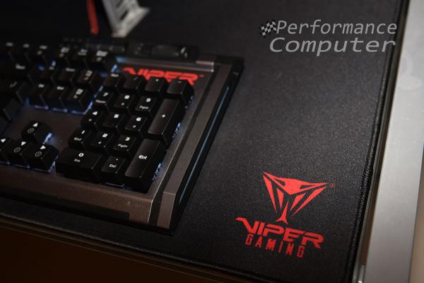 Mousepad pentru jocuri XL Patriot Viper 400mm x 900mm 1
