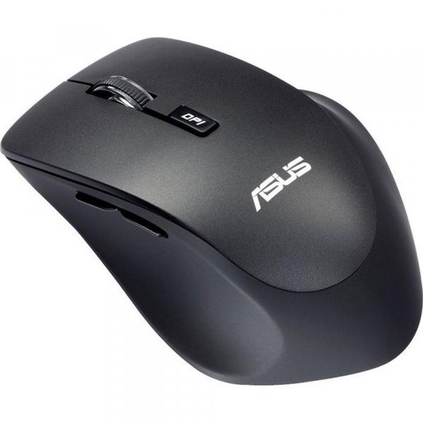 Mouse optic ASUS WT425, 1600 dpi, USB, Negru 3