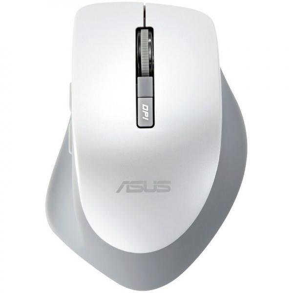 Mouse optic ASUS WT425, 1600 dpi, USB, Alb 1