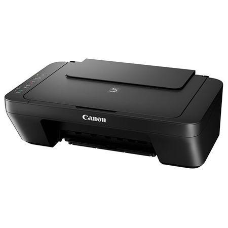 Multifunctional Inkjet color Canon Pixma MG2550s, A4, Negru 1