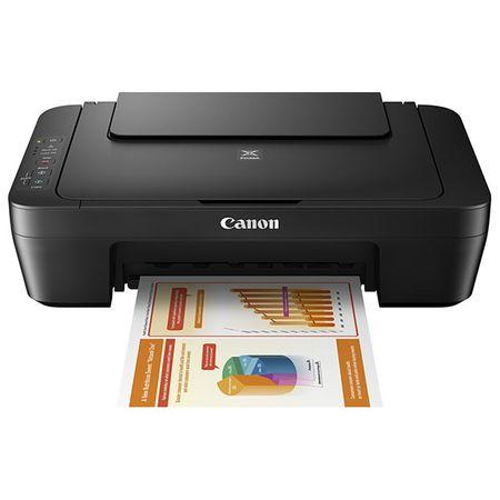 Multifunctional Inkjet color Canon Pixma MG2550s, A4, Negru 2