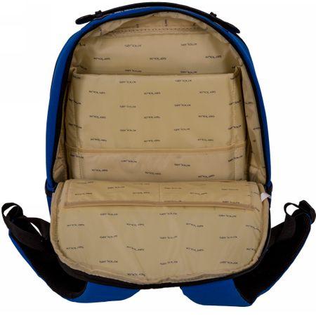 """Rucsac Laptop Serioux BPK-601, 15.6"""", Albastru 3"""