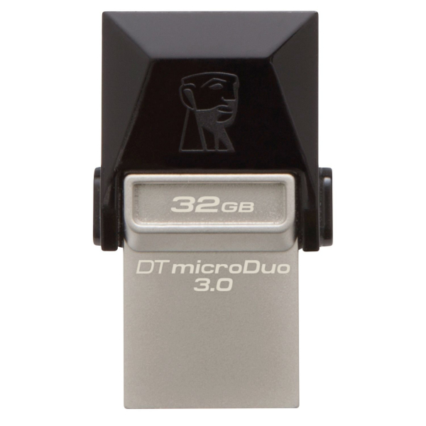 Memorie USB Kingston DataTraveler MicroDuo, 32GB, USB 3.0, OTG 2