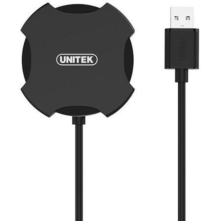 Hub, Unitek , 4x USB 2.0 , micro , Y2178 0