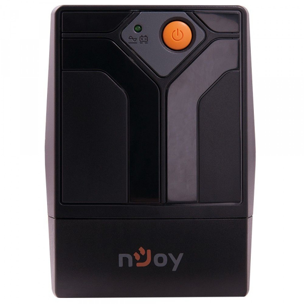 UPS nJoy Septu 600, 600VA/360W, Line-interactive, Repornire Automata, Reglaj Automat al Tensiunii 1
