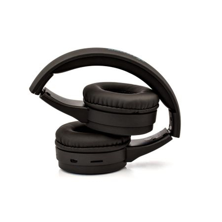 Set casti microfon Bluetooth 4.2, SK-841BX, pliere, Vakoss, negru 3