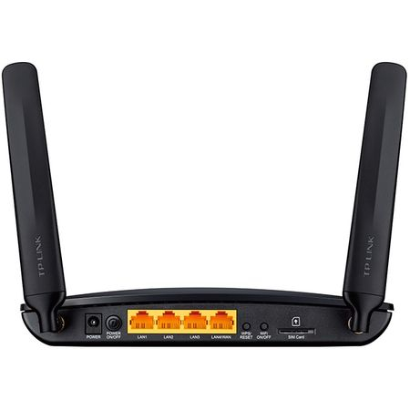 Router wireless AC750 TP-Link Archer MR200, 3G/4G, SIM Dual Band 1