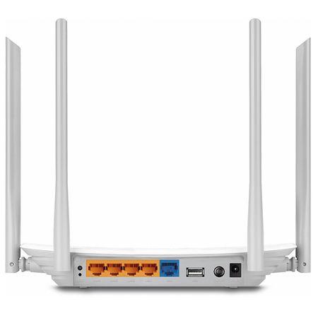 Router wireless TP-LINK Archer C5 V4.0 AC1200 Wireless Dual Band, Gigabit, USB port 1