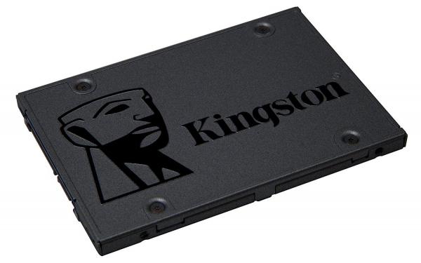 """SSD Kingston, 120GB, SSD A400, 2.5"""" SATA 3.0, R/W speed: 500MBs/320MBs 0"""