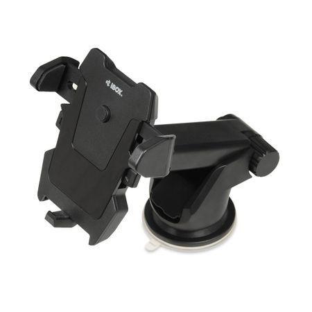 Suport auto pentru telefon mobil / GPS / PDA IBOX H6 0